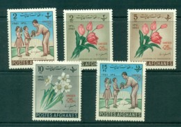 Afghanistan 1962 UNESCO Surch MLH Lot30943 - Afghanistan