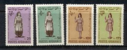 Afghanistan 1962 Women's Day MUH - Afghanistan