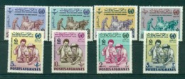 Afghanistan 1964 United Nations Surcharged MLH Lot30938 - Afghanistan