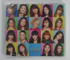 "CD : E-girls "" E.G. Summer RIDER ""  ( RZC1-86137  Rythm Zone 2016 ) - Disco & Pop"