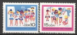 DDR 1432/33 ** Postfrisch - Ungebraucht