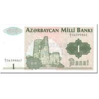 Billet, Azerbaïdjan, 1 Manat, 1992, Undated (1992), KM:11, NEUF - Azerbaïjan