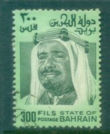 Bahrain 1976 300f Emir Sheikh Isa Bin Salman Al Khalifa FU Lot77379 - Bahrain (1965-...)