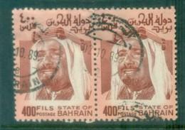 Bahrain 1976 400f Emir Sheikh Isa Bin Salman Al Khalifa Pr FU Lot77382 - Bahrain (1965-...)