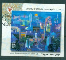 Bahrain 2003 Arab Summit Conference MS FU - Bahrain (1965-...)