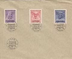 Böhmen Und Mähren 114/16 O Auf Brief - Boemia E Moravia