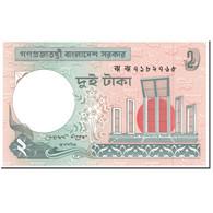 Billet, Bangladesh, 2 Taka, 2008, Undated (2008), KM:6Ci, NEUF - Bangladesh
