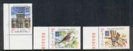 Middle East 2001 Belgica Stampex Birds Birds MUH - Iran
