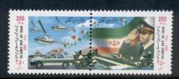 Middle East 2001 Police Week MUH - Iran