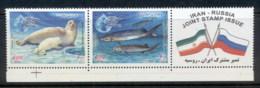 Middle East 2003 Caspian Sea, Fish, Seal MUH - Iran