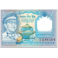 Billet, Népal, 1 Rupee, 1979, Undated (1979), KM:22, NEUF - Népal