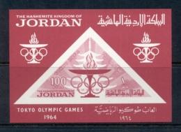 Jordan 1964 Summer Olympics Tokyo MS MUH - Jordan