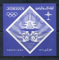 Jordan 1965 Summer Olympics Tokyo MS MUH - Jordan