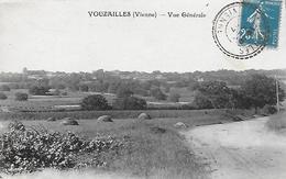 86)  VOUZAILLES  -  Vue Générale - Autres Communes