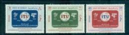 Kuwait 1965 ITU Centenary MLH Lot73778 - Kuwait