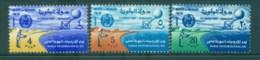 Kuwait 1965 World Meterological Day MLH Lot73773 - Kuwait