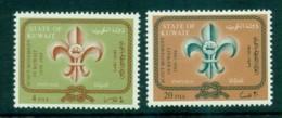 Kuwait 1966 Boy Scouts MLH Lot73797 - Kuwait