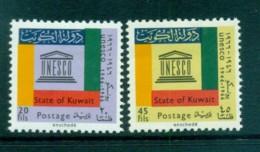 Kuwait 1966 UNESCO Anniv. MLH Lot73795 - Kuwait