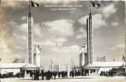 Exposition Du Progrès Social, Lille-Roubaix 1939 - Expositions