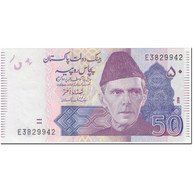 Billet, Pakistan, 50 Rupees, 2008, Undated (2008), KM:47b, NEUF - Pakistan