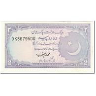 Billet, Pakistan, 2 Rupees, 1986, Undated (1986), KM:37, SUP - Pakistan