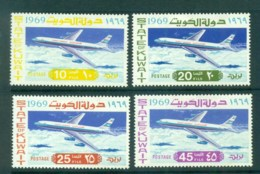 Kuwait 1969 Boeing 707 Service MLH Lot73817 - Kuwait