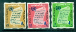 Kuwait 1969 United Nations Day MLH Lot73826 - Kuwait