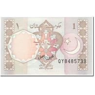 Billet, Pakistan, 1 Rupee, 1983, Undated (1983), KM:27n, NEUF - Pakistan