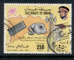 Oman 1975 National Day 250b FU - Oman