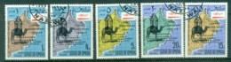 Oman State Of 1969 Apollo 8 Space Opts CTO - Oman