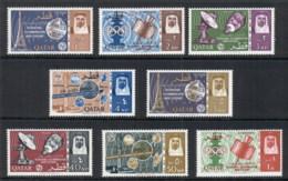 Qatar 1965 ITU Centenary MUH - Qatar