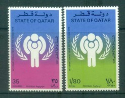 Qatar 1979 Intl. Year Of The Child MUH Lot81686 - Qatar