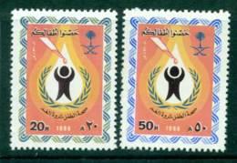 Saudi Arabia 1986 Child Survival MUH Lot26802 - Saudi Arabia