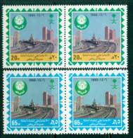 Saudi Arabia 1986 Riadh Municipality MUH Lot26799 - Saudi Arabia