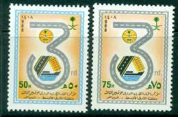 Saudi Arabia 1987 Regional Highways MUH Lot26826 - Saudi Arabia