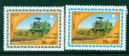 Saudi Arabia 1987 World Food Day MUH Lot26816 - Saudi Arabia