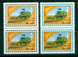 Saudi Arabia 1987 World Food Day Pairs MUH Lot26817 - Saudi Arabia