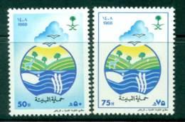 Saudi Arabia 1988 Environmental Protection MUH Lot26853 - Saudi Arabia