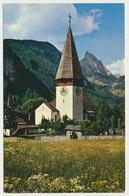 AK  Kirche Von Saanen - BE Berne
