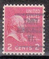 USA Precancel Vorausentwertung Preo, Locals Vermont, Saint Johnsbury L-12 HS - Vereinigte Staaten
