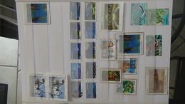 Collection France Oblitéré Timbres De 2007 à 2013 Environ. Idéal Pour Completer Une Collection - Timbres