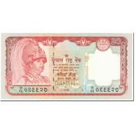 Billet, Népal, 20 Rupees, 2002, Undated (2002), KM:47, NEUF - Népal