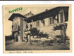 Toscana-firenze-greve In Chianti Villa Casale Differente Veduta Villa Anni 40/50 - Altre Città