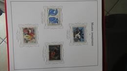 Album De Timbres Du Musée Imaginaire. Pas Commun - Stamps