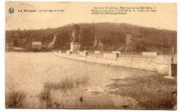 CPA - Carte Postale - Belgique - La Gileppe - Le Barrage Et Le Lac - 1921 ( SV5493 ) - Gileppe (Stuwdam)