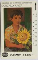 Fonzalp Ariza $5,500 - Colombia