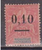 MADAGASCAR         N°  YVERT   53    NEUF SANS GOMME       ( SG   1/09 ) - Madagascar (1889-1960)