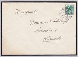 Brief Von Küsnacht (br5298) - Switzerland