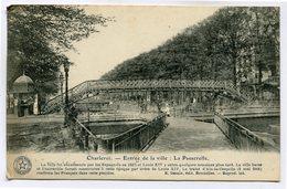 CPA - Carte Postale - Belgique - Charleroi - Entrée De La Ville - La Passerelle ( SV5497 ) - Charleroi