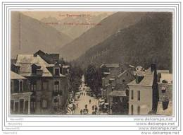 CPA 31 - LUCHON - ENTREE DE L'ALLEE D'ETIGNY - Luchon